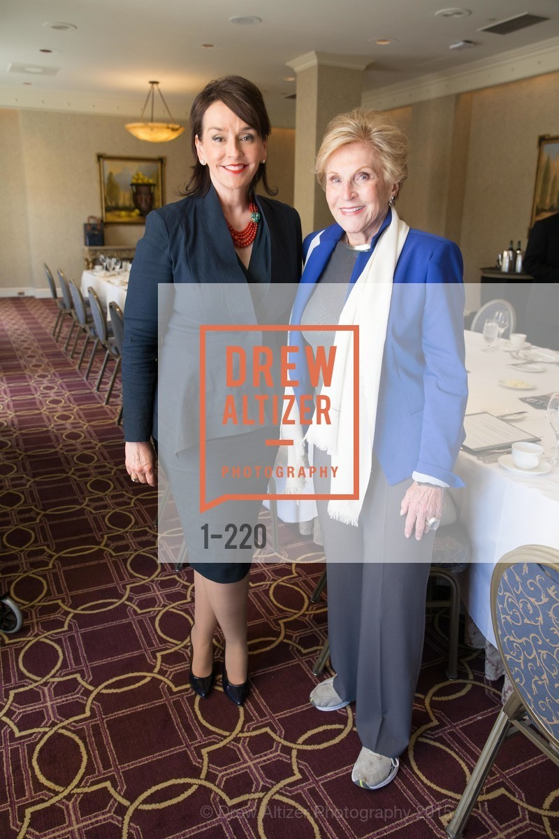 Elisa Stephens, Lois Lehrman, NHG Real Estate Luncheon, The Fairmont Hotel, Fountain Room. 950 Mason St, August 3rd, 2015,Drew Altizer, Drew Altizer Photography, full-service agency, private events, San Francisco photographer, photographer california