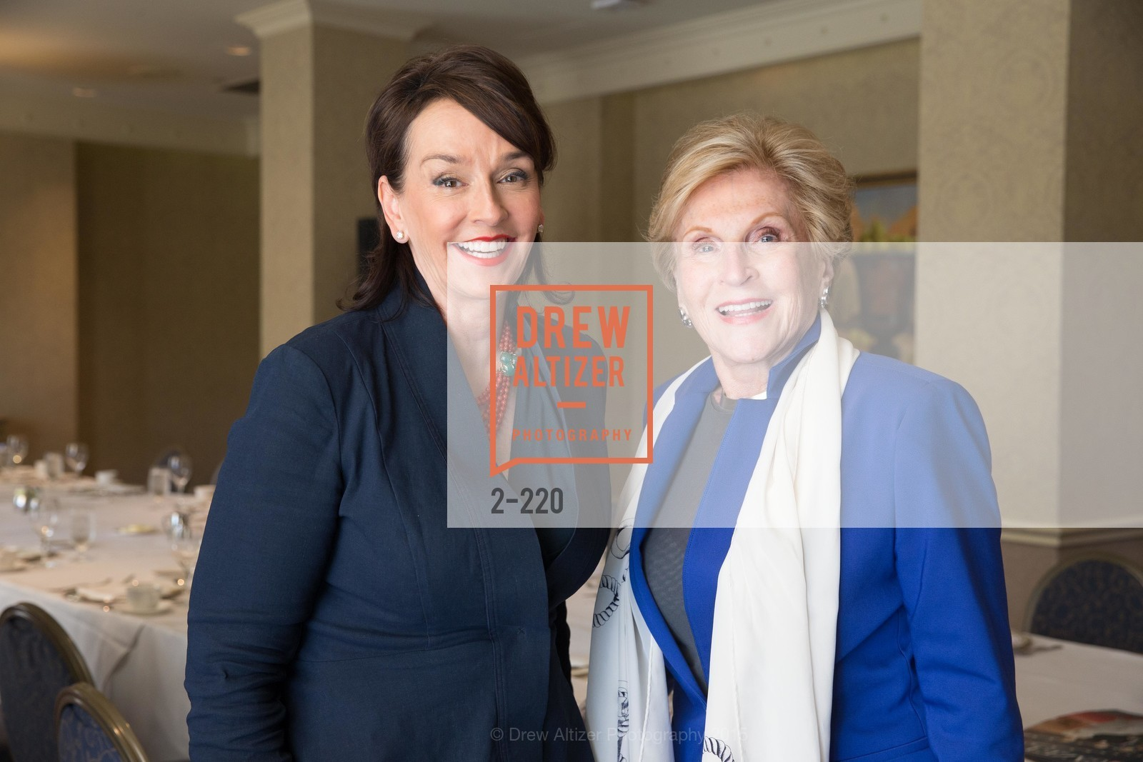 Elisa Stephens, Lois Lehrman, NHG Real Estate Luncheon, The Fairmont Hotel, Fountain Room. 950 Mason St, August 3rd, 2015,Drew Altizer, Drew Altizer Photography, full-service event agency, private events, San Francisco photographer, photographer California
