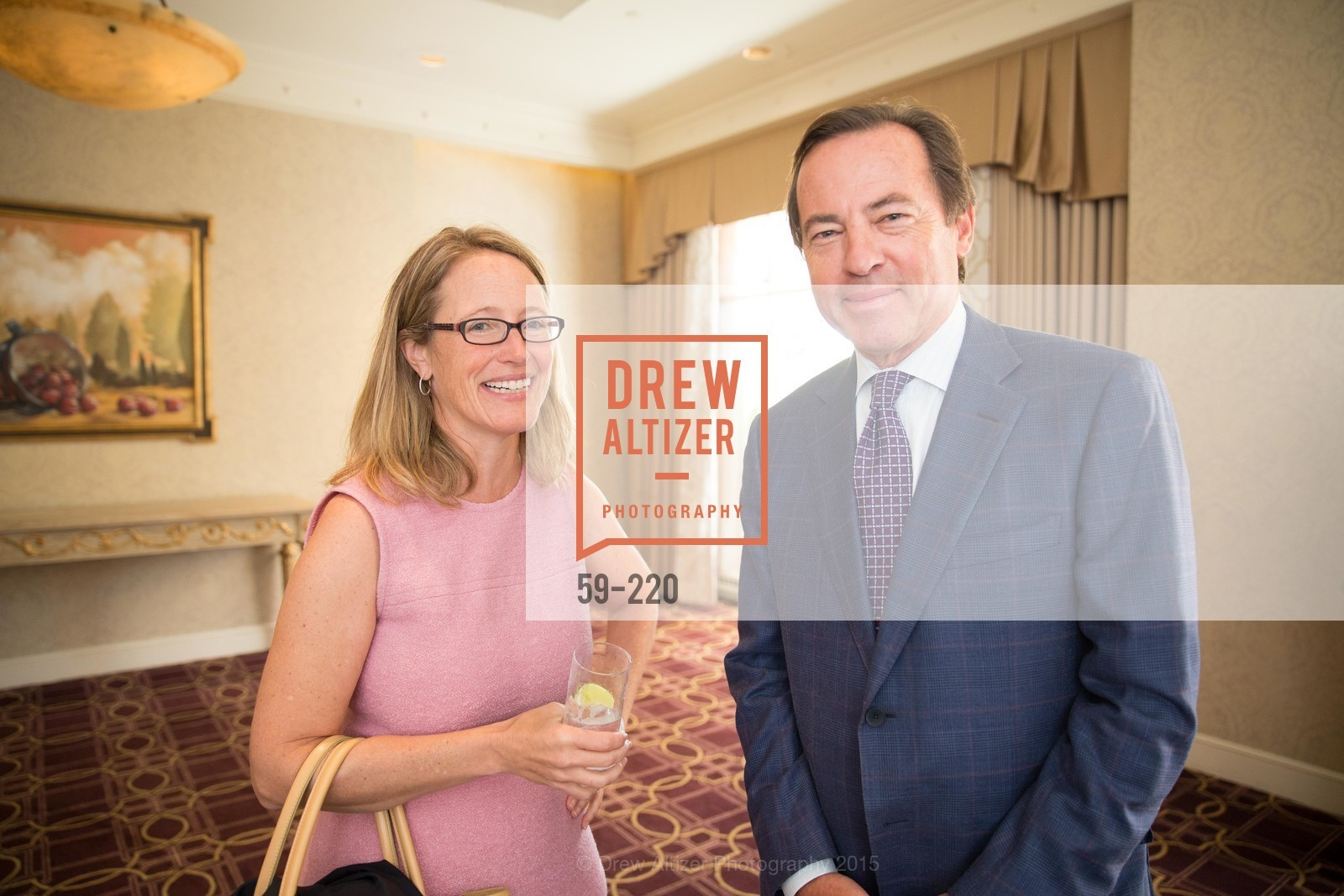 Kelly Canady, Mark Best, NHG Real Estate Luncheon, The Fairmont Hotel, Fountain Room. 950 Mason St, August 3rd, 2015,Drew Altizer, Drew Altizer Photography, full-service agency, private events, San Francisco photographer, photographer california