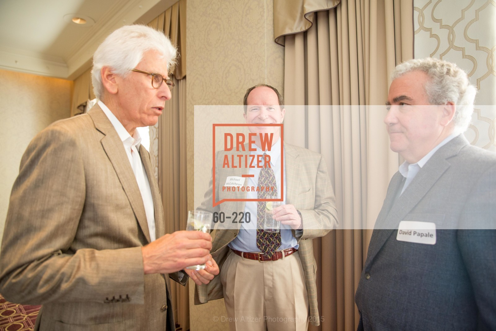 Steve Gothelf, Michael McCutcheon, David Papale, NHG Real Estate Luncheon, The Fairmont Hotel, Fountain Room. 950 Mason St, August 3rd, 2015,Drew Altizer, Drew Altizer Photography, full-service event agency, private events, San Francisco photographer, photographer California