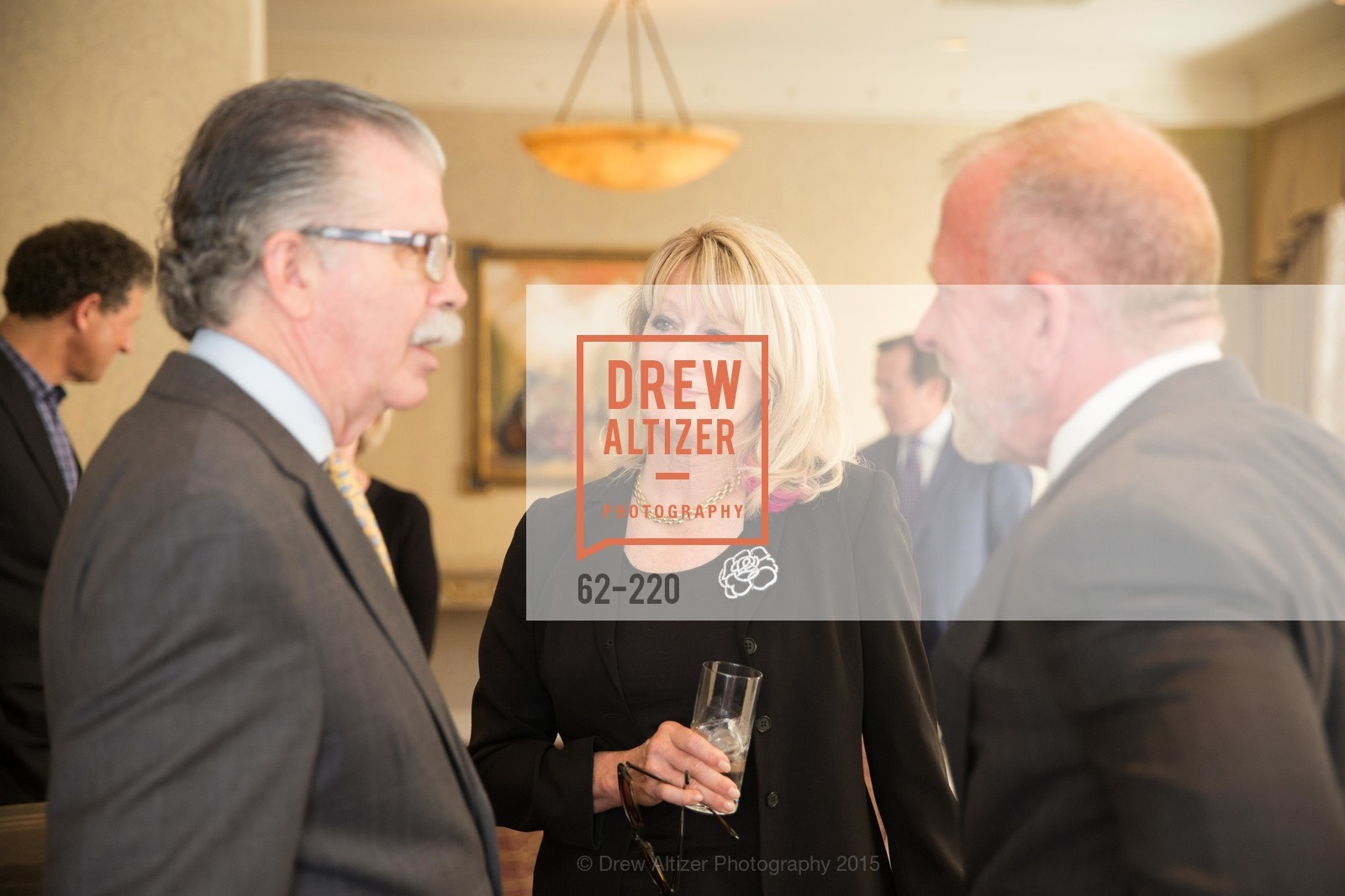 Jay Costello, Pattie Lawton, Rick Turley, NHG Real Estate Luncheon, The Fairmont Hotel, Fountain Room. 950 Mason St, August 3rd, 2015,Drew Altizer, Drew Altizer Photography, full-service agency, private events, San Francisco photographer, photographer california