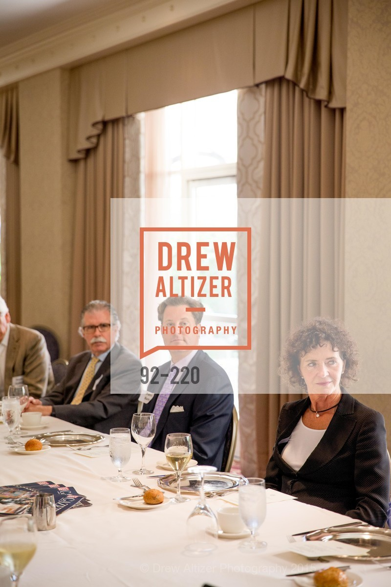 Jay Costello, Patrick Barber, Betty Brachman, NHG Real Estate Luncheon, The Fairmont Hotel, Fountain Room. 950 Mason St, August 3rd, 2015,Drew Altizer, Drew Altizer Photography, full-service agency, private events, San Francisco photographer, photographer california