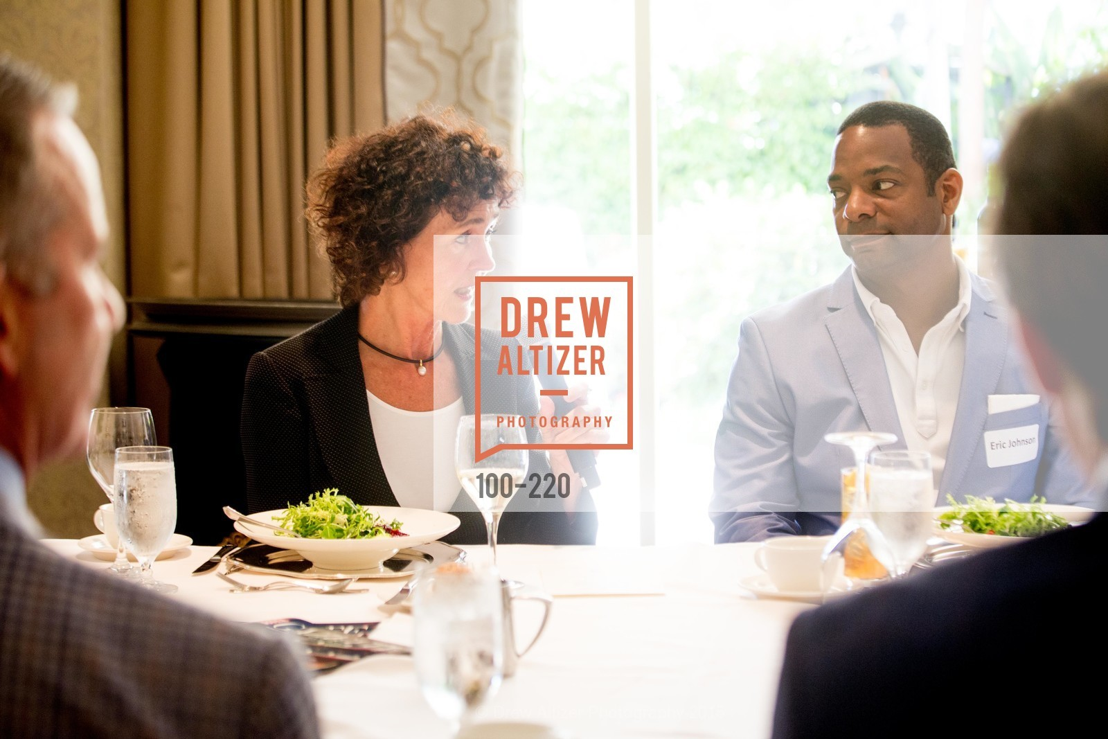 Betty Brachman, Eric Johnson, NHG Real Estate Luncheon, The Fairmont Hotel, Fountain Room. 950 Mason St, August 3rd, 2015,Drew Altizer, Drew Altizer Photography, full-service event agency, private events, San Francisco photographer, photographer California