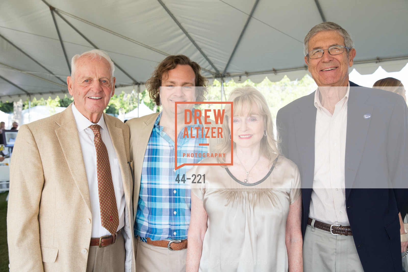 Ron Chapman, Charles Ritchie, Jeanie Ritchie, Hort Shapiro, Menlo Charity Horse Show Gala, Menlo Circus Club. 190 Park Lane, August 7th, 2015,Drew Altizer, Drew Altizer Photography, full-service agency, private events, San Francisco photographer, photographer california