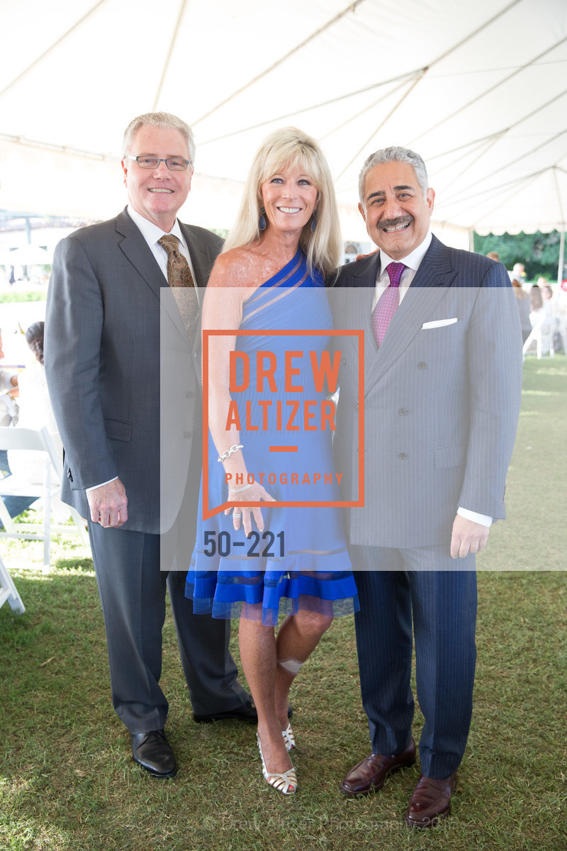 Gary Guthrie, Susan Martin, Hess Rouhafza, Menlo Charity Horse Show Gala, Menlo Circus Club. 190 Park Lane, August 7th, 2015,Drew Altizer, Drew Altizer Photography, full-service agency, private events, San Francisco photographer, photographer california