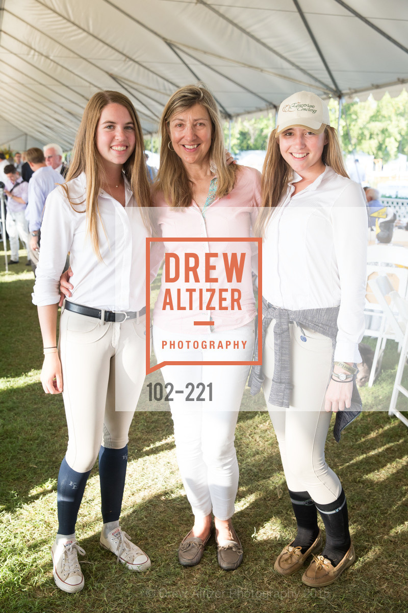 Carla Picasso, Lisa Poole, Audrey Poole, Menlo Charity Horse Show Gala, Menlo Circus Club. 190 Park Lane, August 7th, 2015,Drew Altizer, Drew Altizer Photography, full-service agency, private events, San Francisco photographer, photographer california