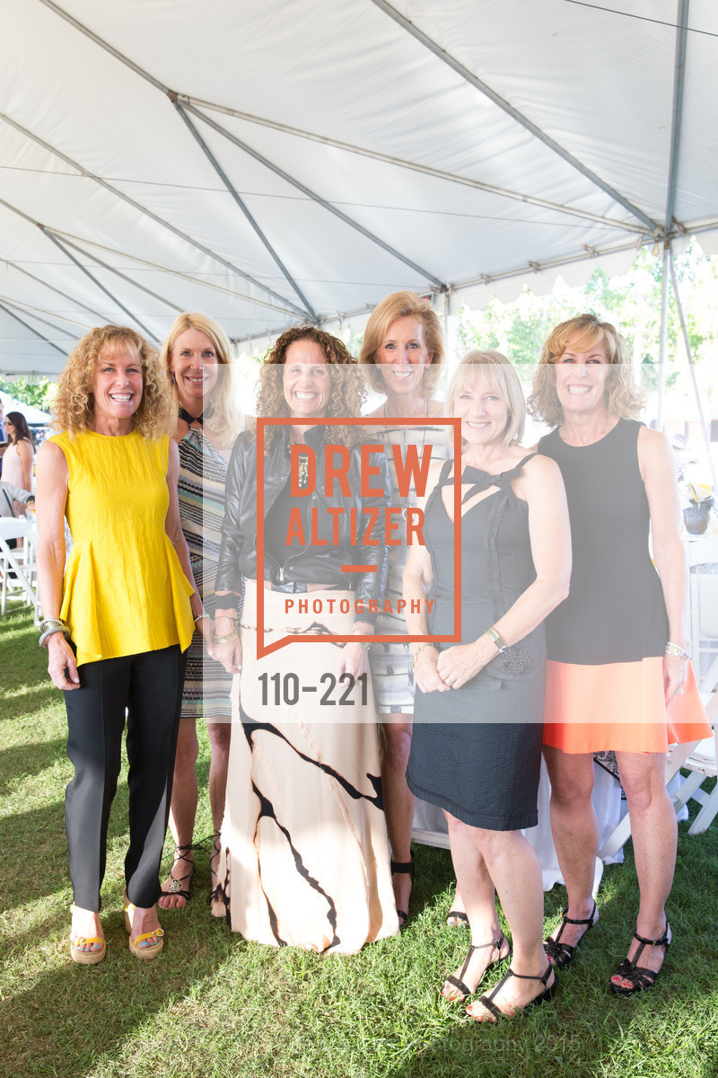 Lori Corley, Catherine Larsen, Stacy Siebel, Mikey Hoag, Jill Daly, Menlo Charity Horse Show Gala, Menlo Circus Club. 190 Park Lane, August 7th, 2015,Drew Altizer, Drew Altizer Photography, full-service agency, private events, San Francisco photographer, photographer california