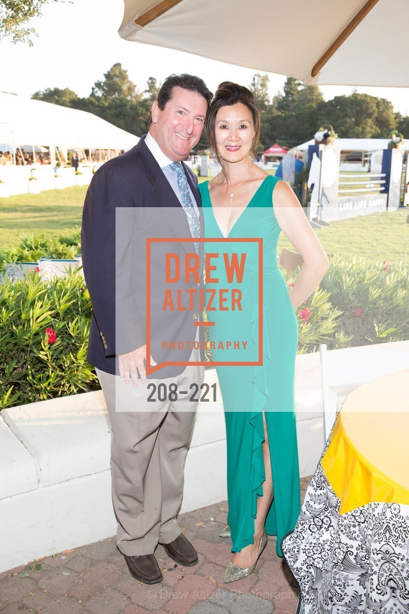 Steve Goldenberg, Lavinia Branden, Menlo Charity Horse Show Gala, Menlo Circus Club. 190 Park Lane, August 7th, 2015,Drew Altizer, Drew Altizer Photography, full-service agency, private events, San Francisco photographer, photographer california