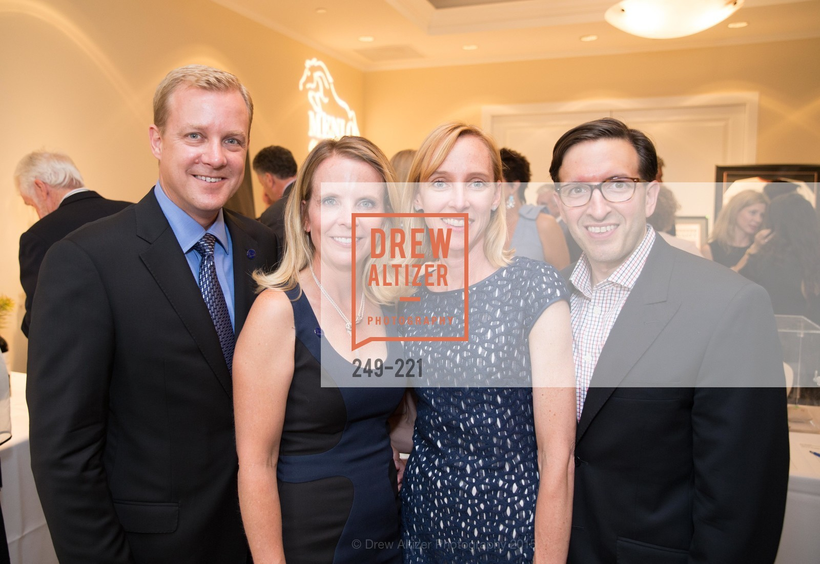 Tim Archer, Candee Archer, Nicole Rubin, Amir Rubin, Menlo Charity Horse Show Gala, Menlo Circus Club. 190 Park Lane, August 7th, 2015,Drew Altizer, Drew Altizer Photography, full-service agency, private events, San Francisco photographer, photographer california