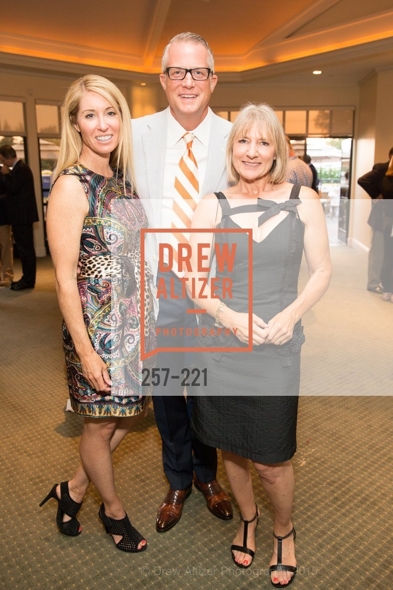 Shawna Dash, Michael Dash, Jill Daly, Menlo Charity Horse Show Gala, Menlo Circus Club. 190 Park Lane, August 7th, 2015,Drew Altizer, Drew Altizer Photography, full-service agency, private events, San Francisco photographer, photographer california