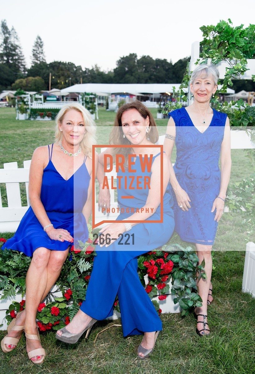 Jen McDonald, Suzanne Rischman, Wendy Baum, Menlo Charity Horse Show Gala, Menlo Circus Club. 190 Park Lane, August 7th, 2015,Drew Altizer, Drew Altizer Photography, full-service agency, private events, San Francisco photographer, photographer california