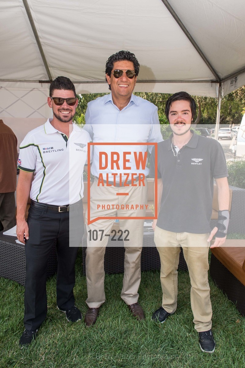 Benny Moon, Enzo de Bernardo, Tyler Comes, Bentley Tailgate Party Benefiting the Menlo Charity Horse Show, Menlo Circus Club, August 8th, 2015,Drew Altizer, Drew Altizer Photography, full-service agency, private events, San Francisco photographer, photographer california
