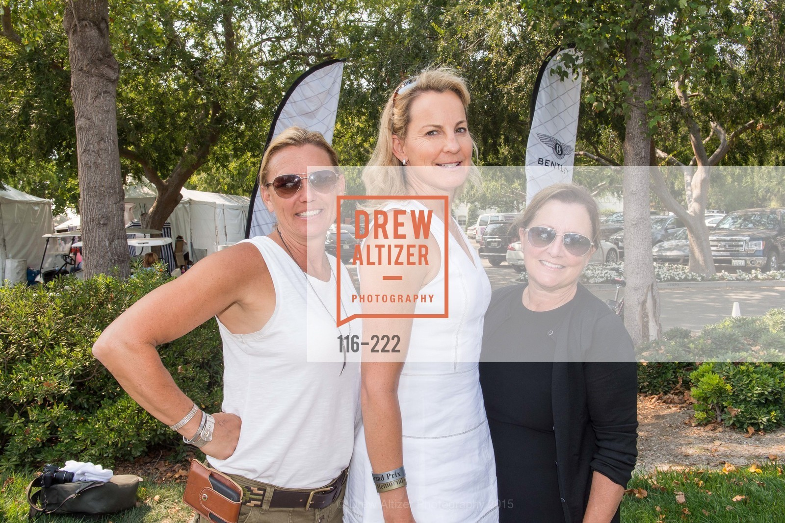 Lisa Newton, Catherine Harvey, Cerri Guthrie, Bentley Tailgate Party Benefiting the Menlo Charity Horse Show, Menlo Circus Club, August 8th, 2015,Drew Altizer, Drew Altizer Photography, full-service agency, private events, San Francisco photographer, photographer california