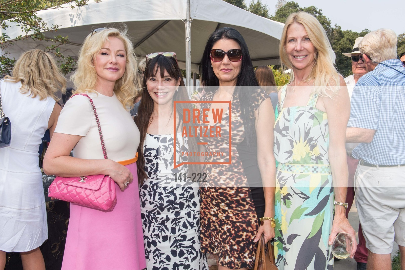 Whitney Wheeler, France Szeto, Afsaneh Akhtari, Catherine Hansen, Bentley Tailgate Party Benefiting the Menlo Charity Horse Show, Menlo Circus Club, August 8th, 2015,Drew Altizer, Drew Altizer Photography, full-service agency, private events, San Francisco photographer, photographer california