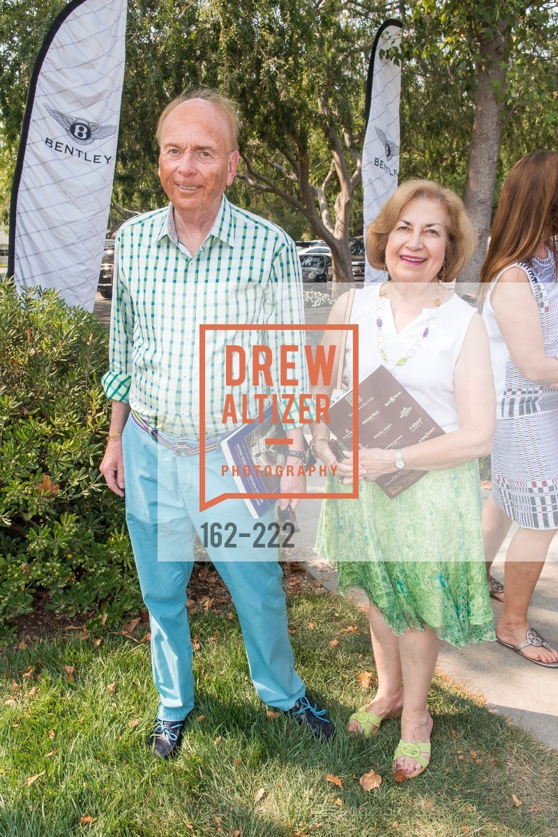 David Pace, Joan Silva, Bentley Tailgate Party Benefiting the Menlo Charity Horse Show, Menlo Circus Club, August 8th, 2015,Drew Altizer, Drew Altizer Photography, full-service agency, private events, San Francisco photographer, photographer california