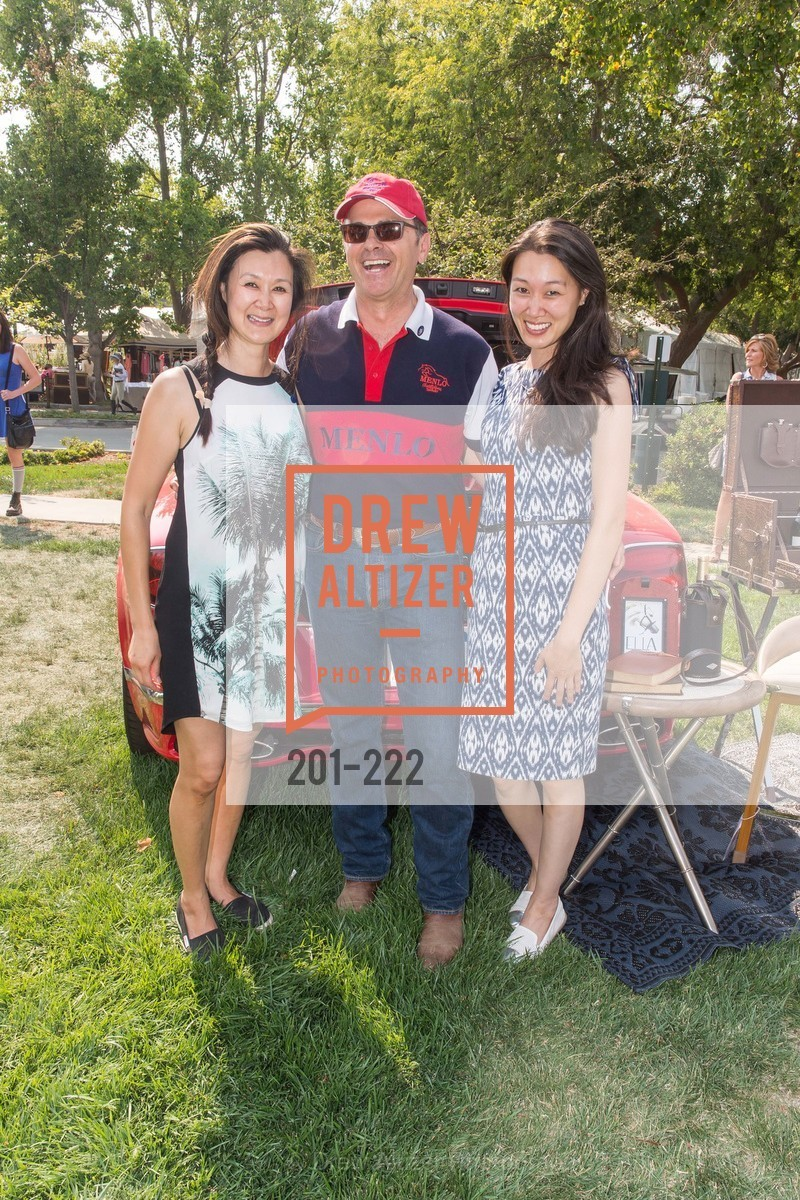 Lavinia Branden, Don DeFranco, Melissa Lu, Bentley Tailgate Party Benefiting the Menlo Charity Horse Show, Menlo Circus Club, August 8th, 2015,Drew Altizer, Drew Altizer Photography, full-service agency, private events, San Francisco photographer, photographer california