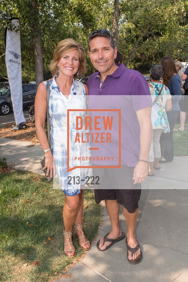 Karen Jensen, Fred Anderson, Bentley Tailgate Party Benefiting the Menlo Charity Horse Show, Menlo Circus Club, August 8th, 2015,Drew Altizer, Drew Altizer Photography, full-service agency, private events, San Francisco photographer, photographer california