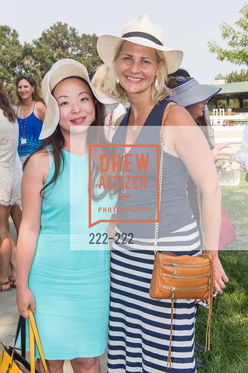 Sally Zheng, Carla Holt, Bentley Tailgate Party Benefiting the Menlo Charity Horse Show, Menlo Circus Club, August 8th, 2015,Drew Altizer, Drew Altizer Photography, full-service agency, private events, San Francisco photographer, photographer california