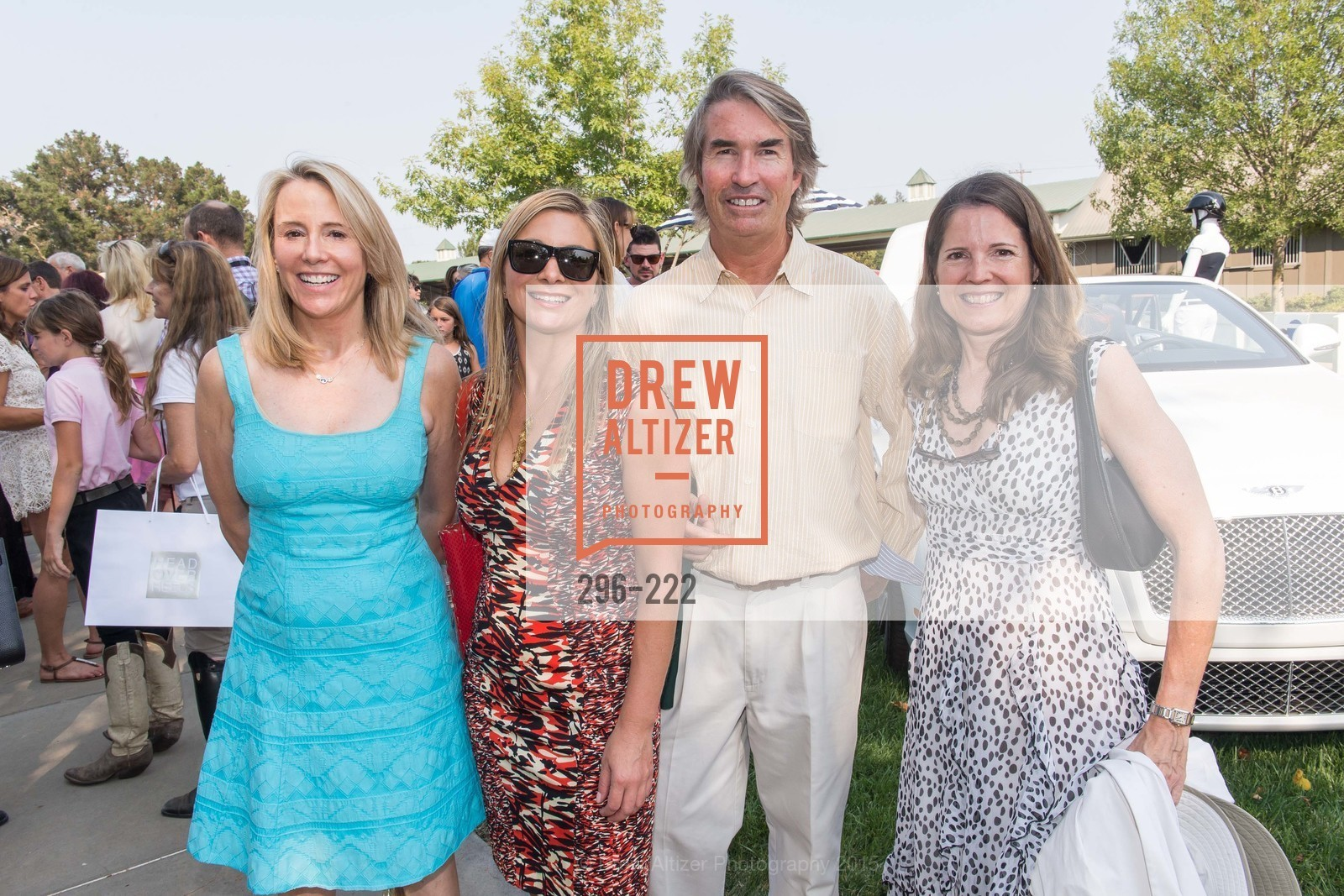 Amber Caska, Paul Keenan, Eve Murto, Bentley Tailgate Party Benefiting the Menlo Charity Horse Show, Menlo Circus Club, August 8th, 2015
