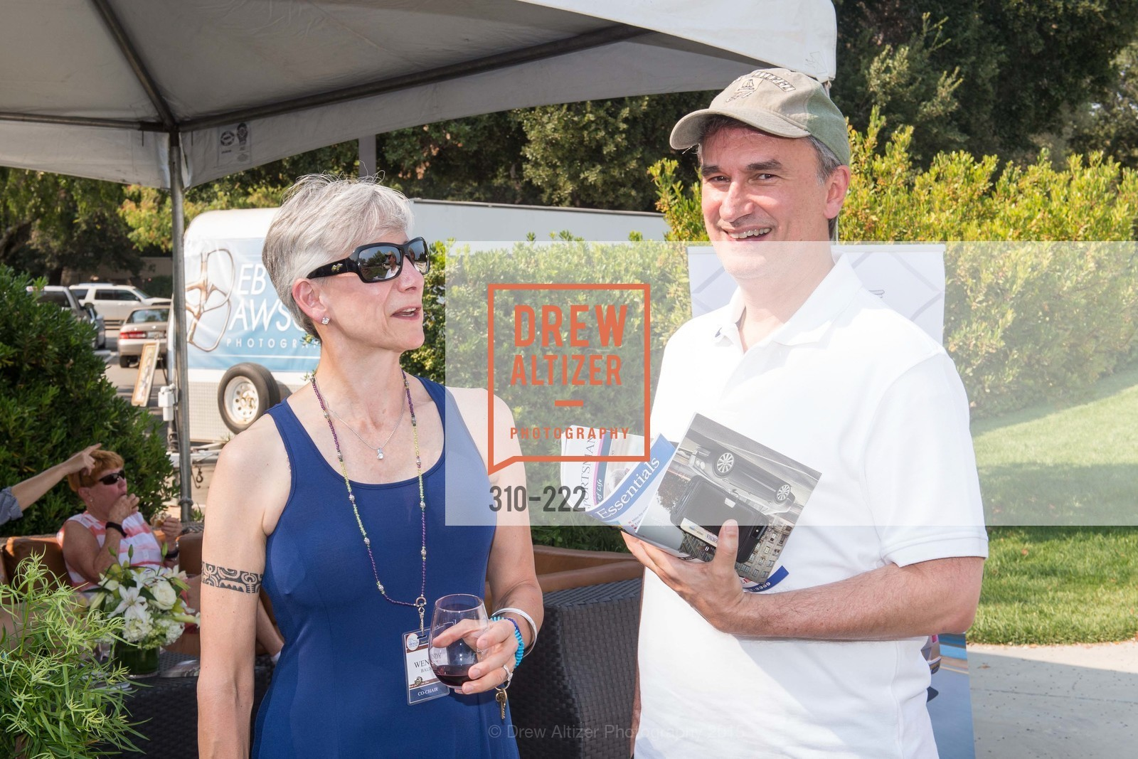 Wendy Baum, Bentley Tailgate Party Benefiting the Menlo Charity Horse Show, Menlo Circus Club, August 8th, 2015
