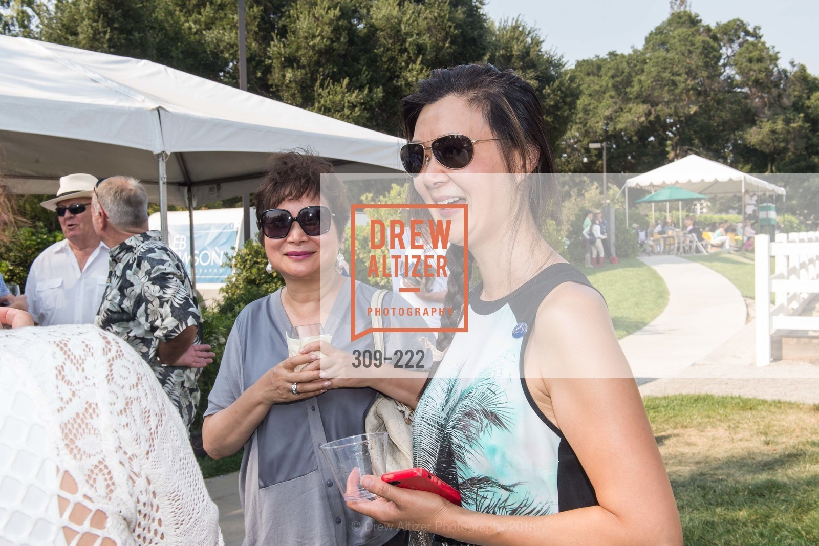 Rita Yang, Lavinia Branden, Bentley Tailgate Party Benefiting the Menlo Charity Horse Show, Menlo Circus Club, August 8th, 2015