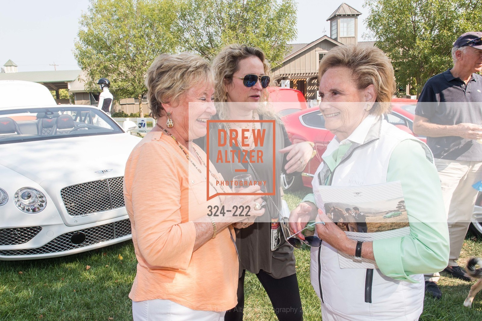 Linda Salvador, Betsy Glikbarg, Bentley Tailgate Party Benefiting the Menlo Charity Horse Show, Menlo Circus Club, August 8th, 2015,Drew Altizer, Drew Altizer Photography, full-service agency, private events, San Francisco photographer, photographer california