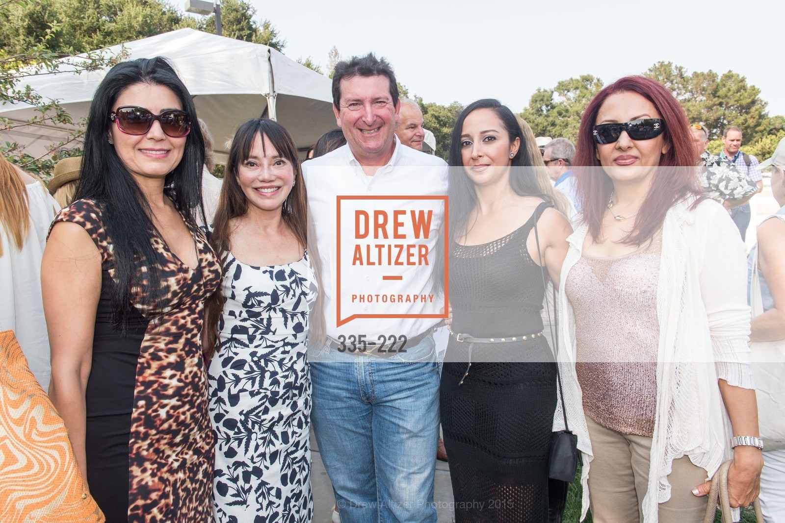 Afsaneh Akhtari, France Szeto, Steve Goldenberg, Tara Vazir, Shand Afkam, Bentley Tailgate Party Benefiting the Menlo Charity Horse Show, Menlo Circus Club, August 8th, 2015,Drew Altizer, Drew Altizer Photography, full-service agency, private events, San Francisco photographer, photographer california