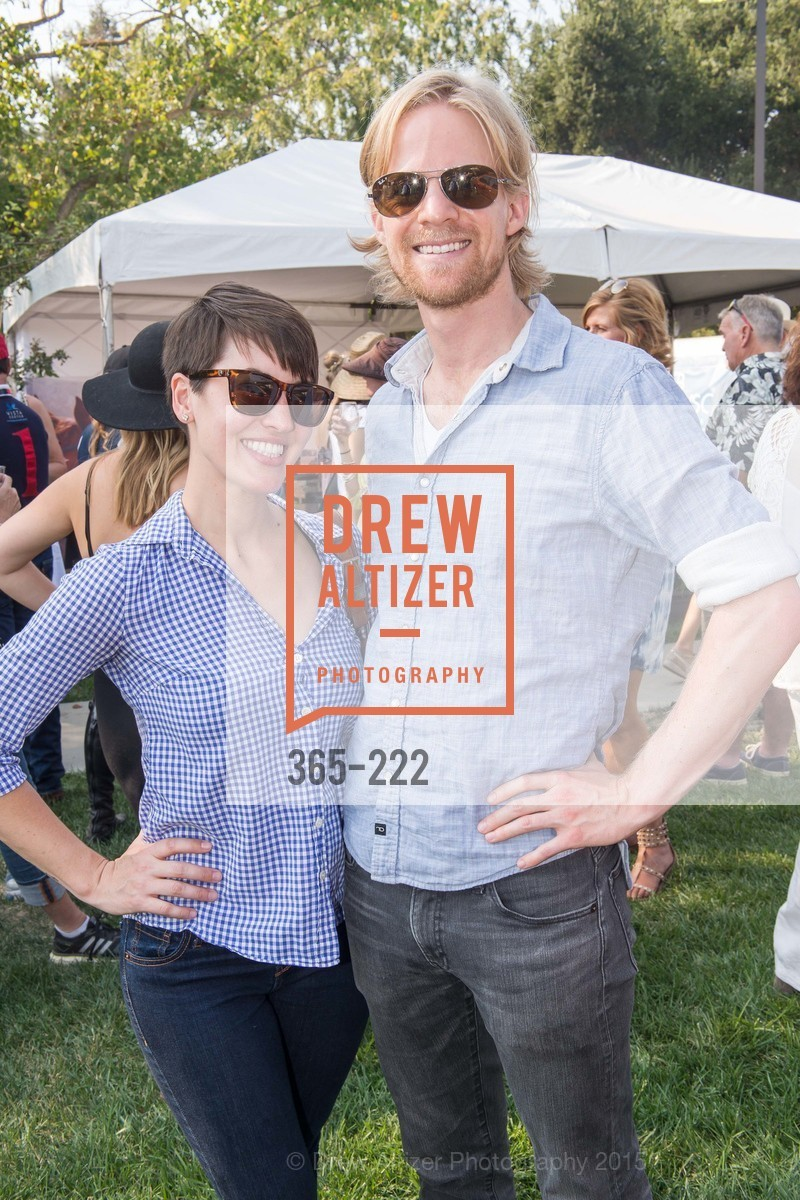 Georgia Wright, Drew Scamlo, Bentley Tailgate Party Benefiting the Menlo Charity Horse Show, Menlo Circus Club, August 8th, 2015,Drew Altizer, Drew Altizer Photography, full-service agency, private events, San Francisco photographer, photographer california