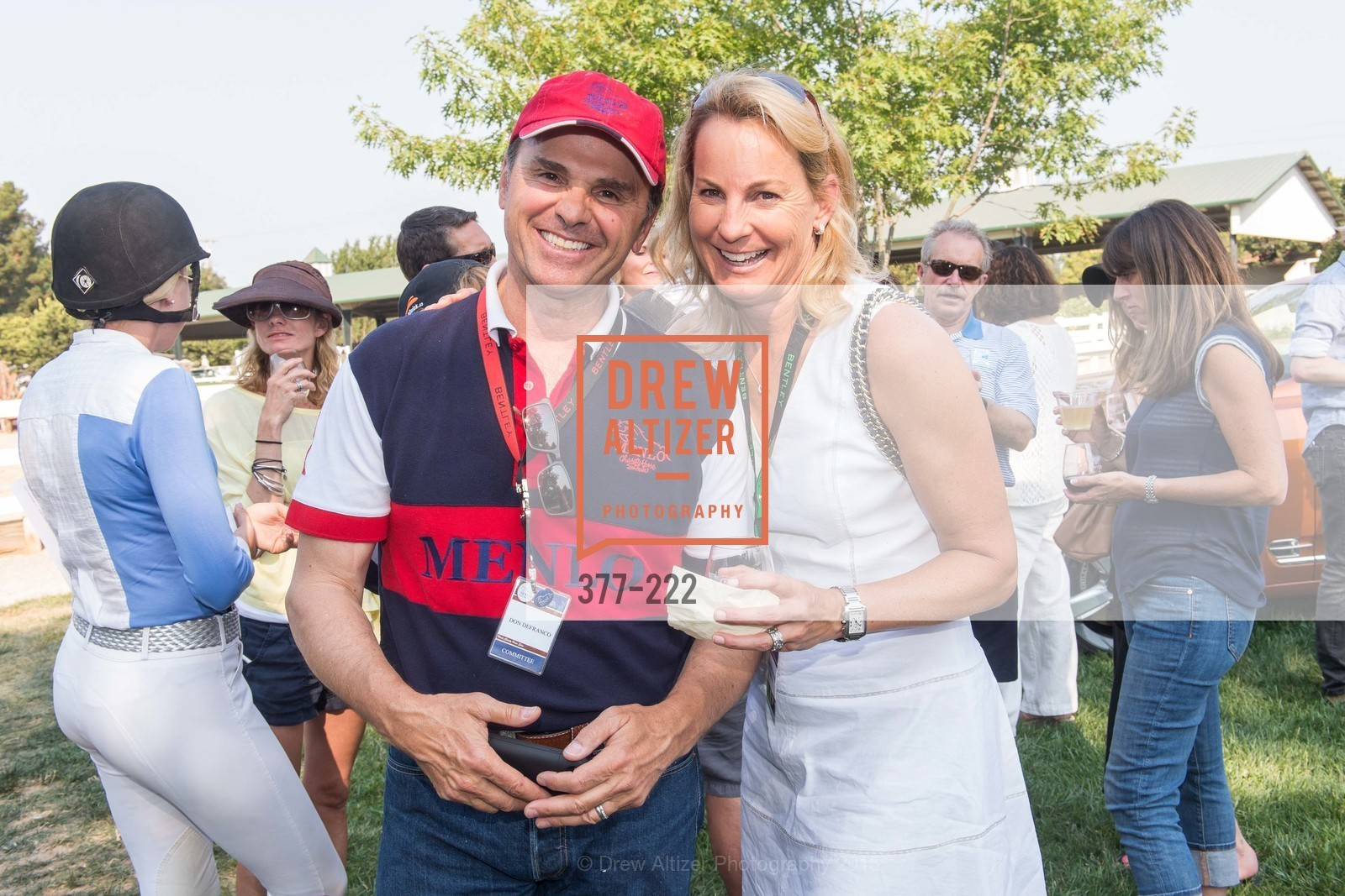 Don DeFranco, Catherine Harvey, Bentley Tailgate Party Benefiting the Menlo Charity Horse Show, Menlo Circus Club, August 8th, 2015,Drew Altizer, Drew Altizer Photography, full-service event agency, private events, San Francisco photographer, photographer California