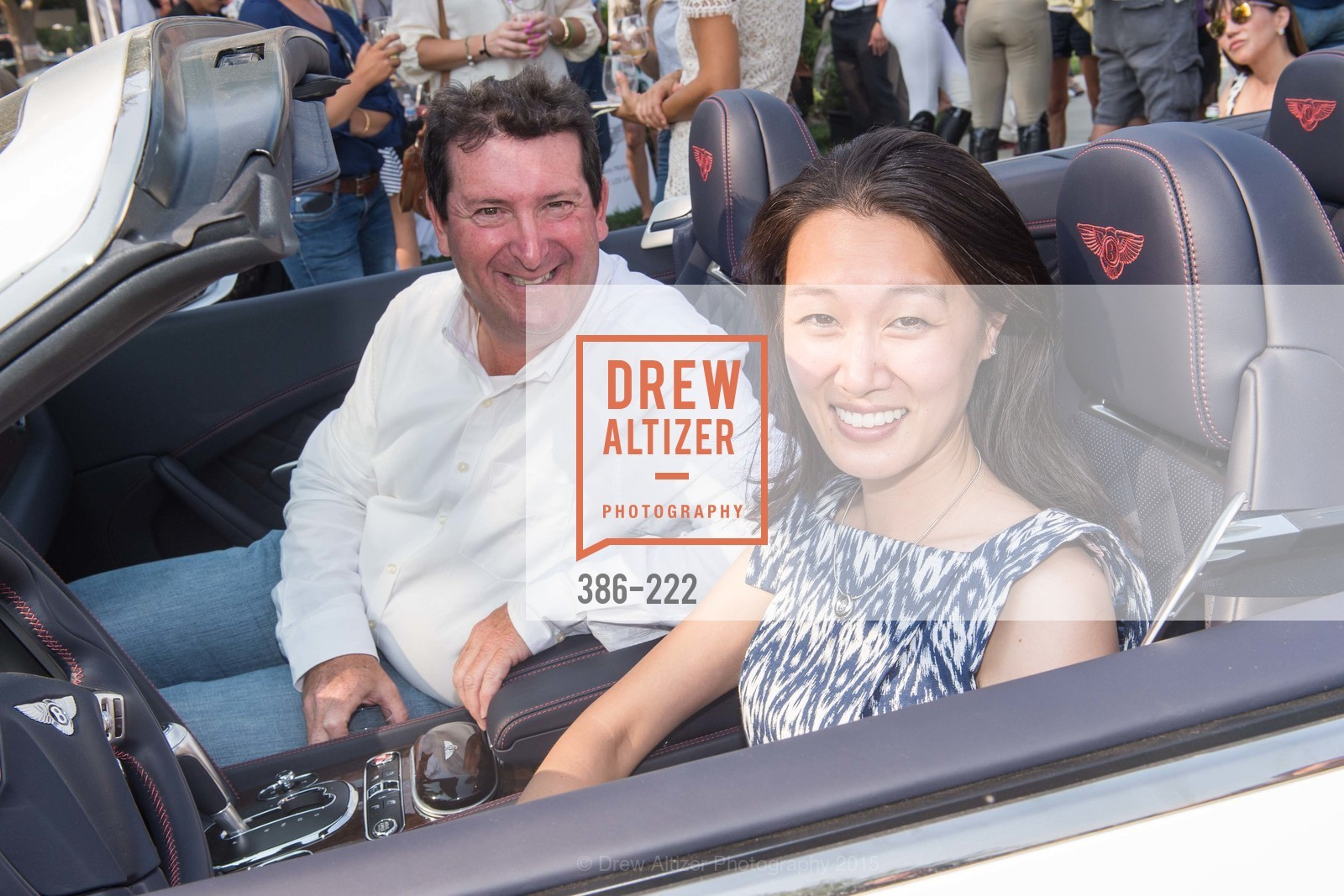 Steve Goldenberg, Melissa Lu, Bentley Tailgate Party Benefiting the Menlo Charity Horse Show, Menlo Circus Club, August 8th, 2015,Drew Altizer, Drew Altizer Photography, full-service agency, private events, San Francisco photographer, photographer california