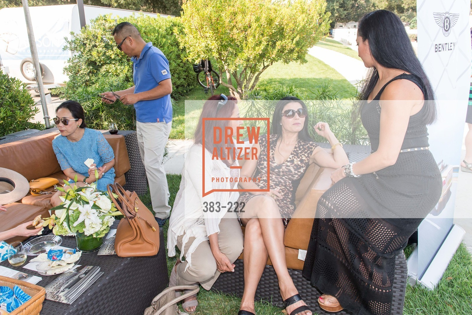 Shand Akham, Afsaneh Akhtari, Tara Vazir, Bentley Tailgate Party Benefiting the Menlo Charity Horse Show, Menlo Circus Club, August 8th, 2015,Drew Altizer, Drew Altizer Photography, full-service agency, private events, San Francisco photographer, photographer california