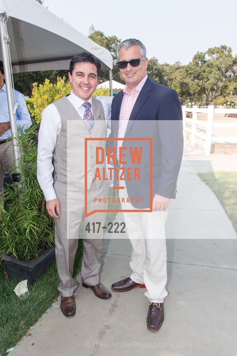 Grenville Lewis, Kip Miles, Bentley Tailgate Party Benefiting the Menlo Charity Horse Show, Menlo Circus Club, August 8th, 2015,Drew Altizer, Drew Altizer Photography, full-service agency, private events, San Francisco photographer, photographer california