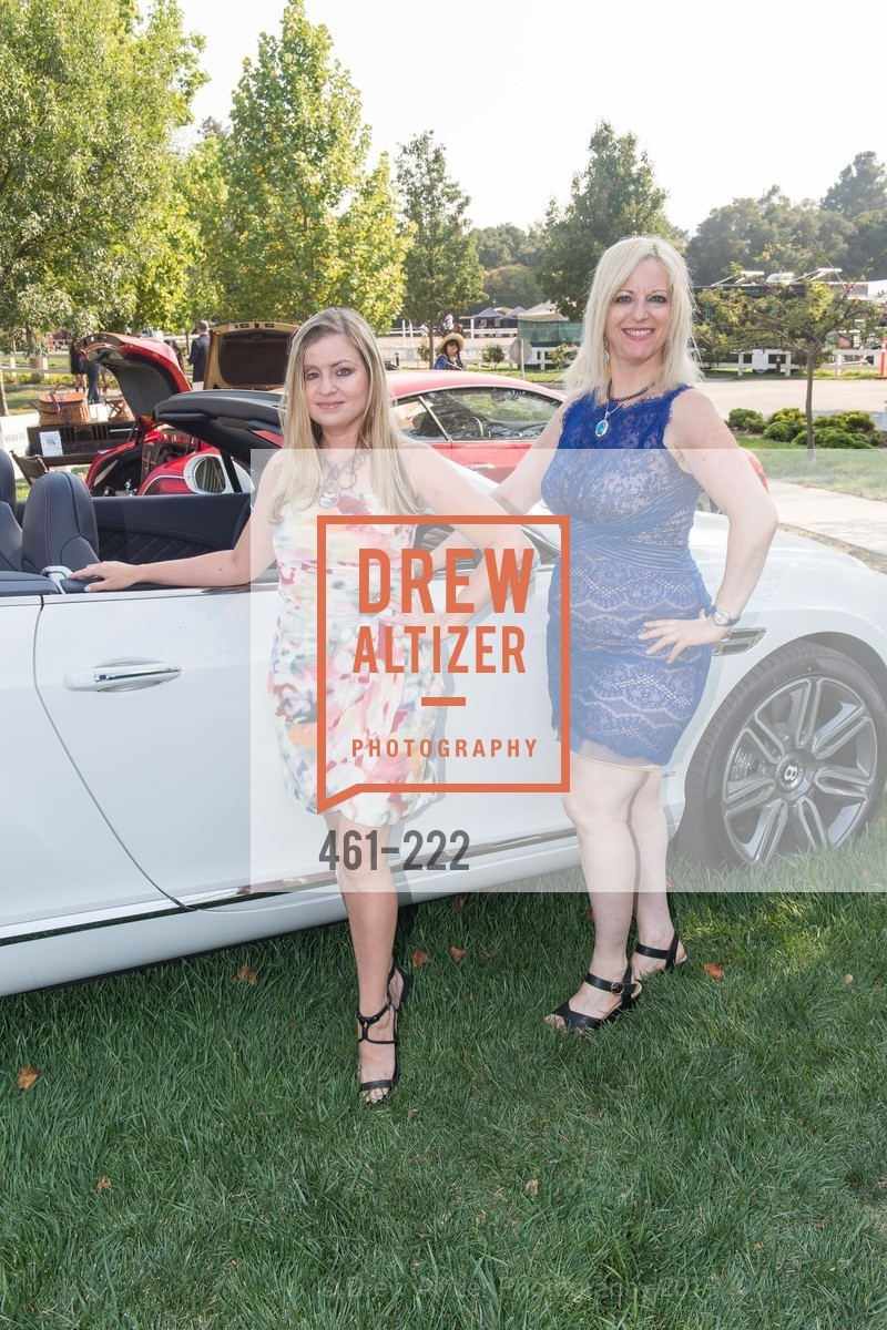 Julie Hall, Anne Hert, Bentley Tailgate Party Benefiting the Menlo Charity Horse Show, Menlo Circus Club, August 8th, 2015,Drew Altizer, Drew Altizer Photography, full-service agency, private events, San Francisco photographer, photographer california