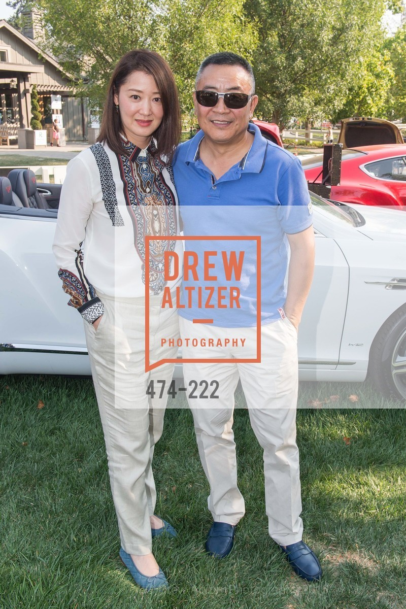 Tiffany Wang, Junning Lee, Bentley Tailgate Party Benefiting the Menlo Charity Horse Show, Menlo Circus Club, August 8th, 2015,Drew Altizer, Drew Altizer Photography, full-service agency, private events, San Francisco photographer, photographer california