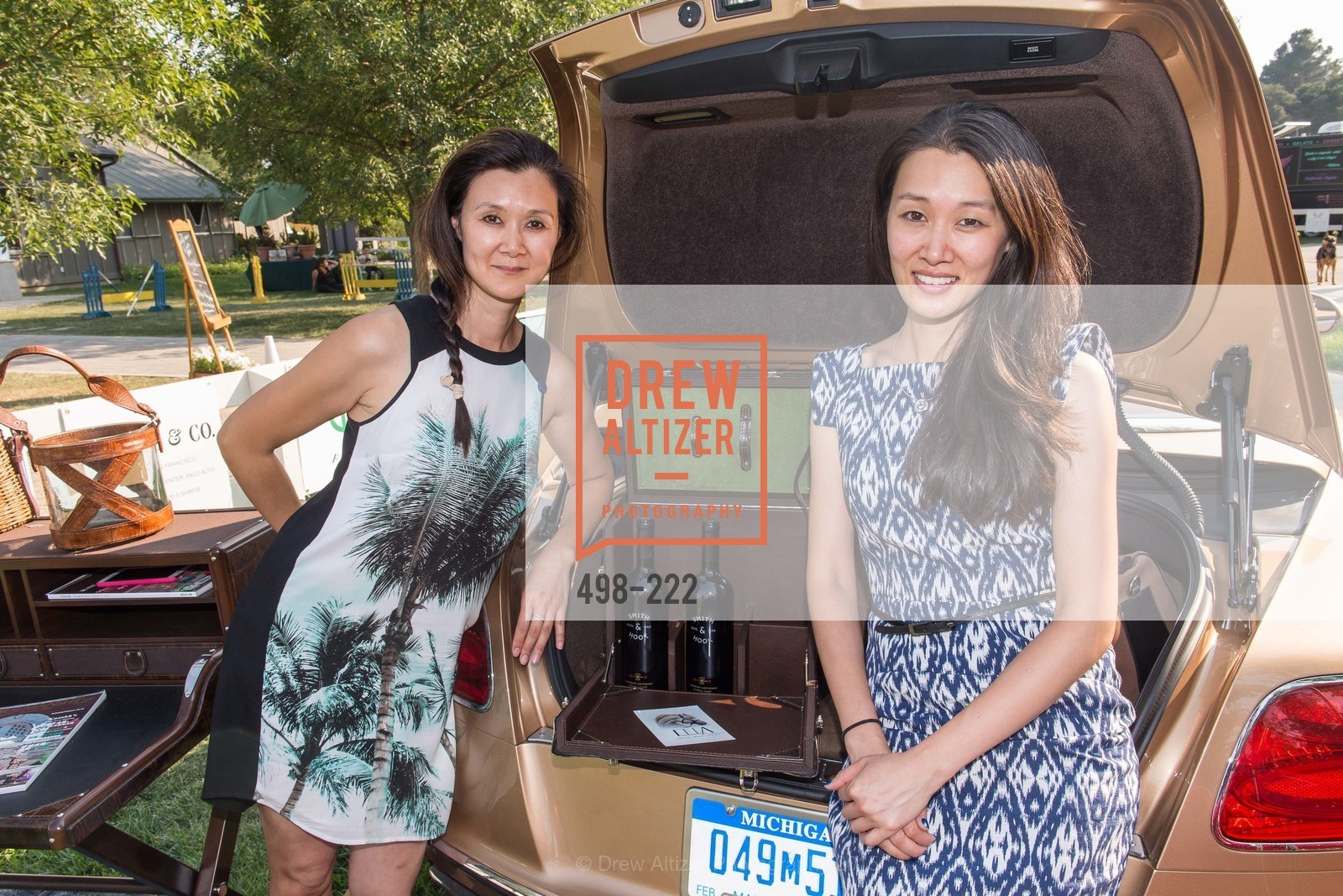 Lavinia Branden, Melissa Lu, Bentley Tailgate Party Benefiting the Menlo Charity Horse Show, Menlo Circus Club, August 8th, 2015,Drew Altizer, Drew Altizer Photography, full-service agency, private events, San Francisco photographer, photographer california