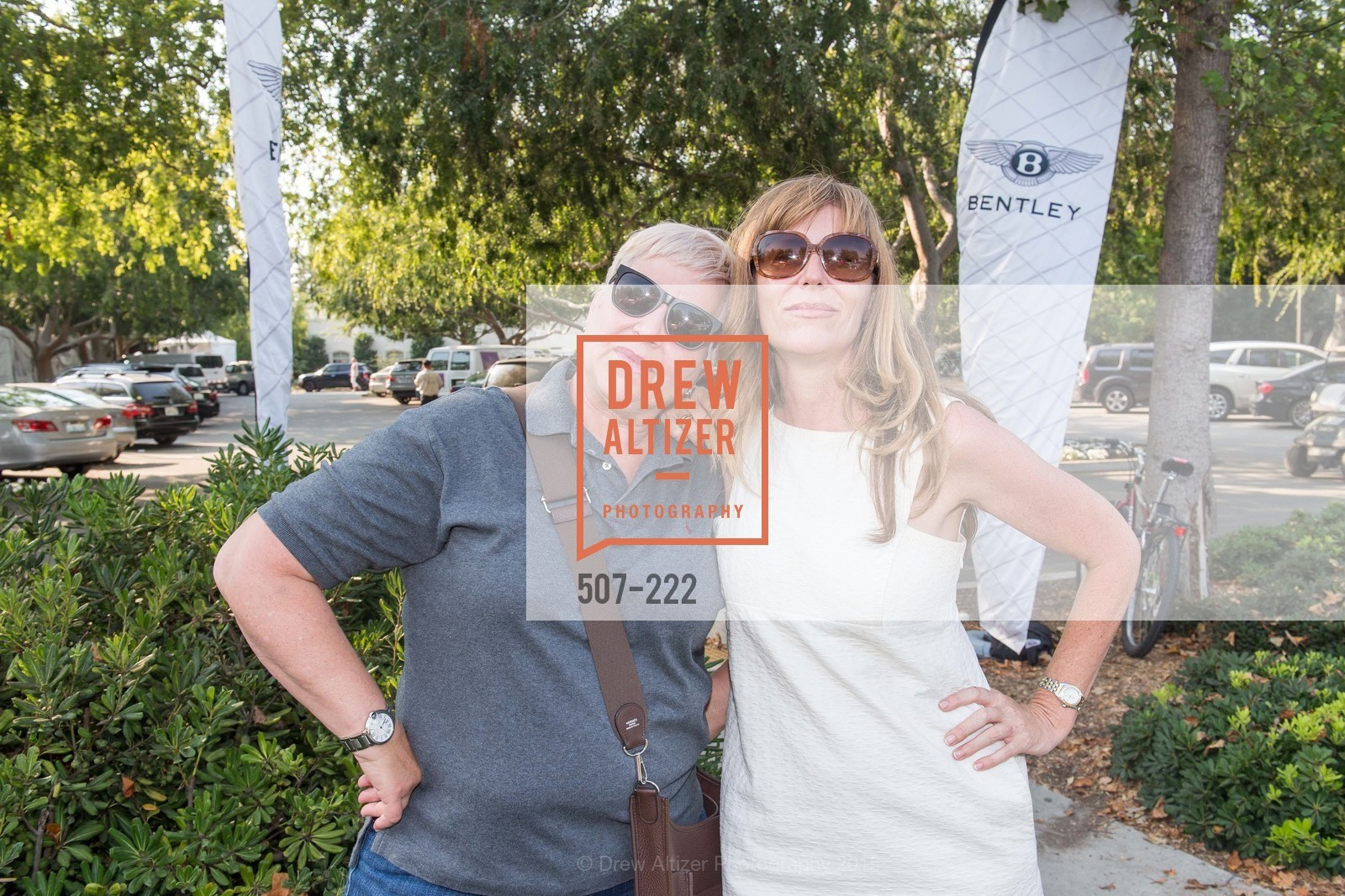 Sally Crispo, MJ Tisor, Bentley Tailgate Party Benefiting the Menlo Charity Horse Show, Menlo Circus Club, August 8th, 2015,Drew Altizer, Drew Altizer Photography, full-service agency, private events, San Francisco photographer, photographer california