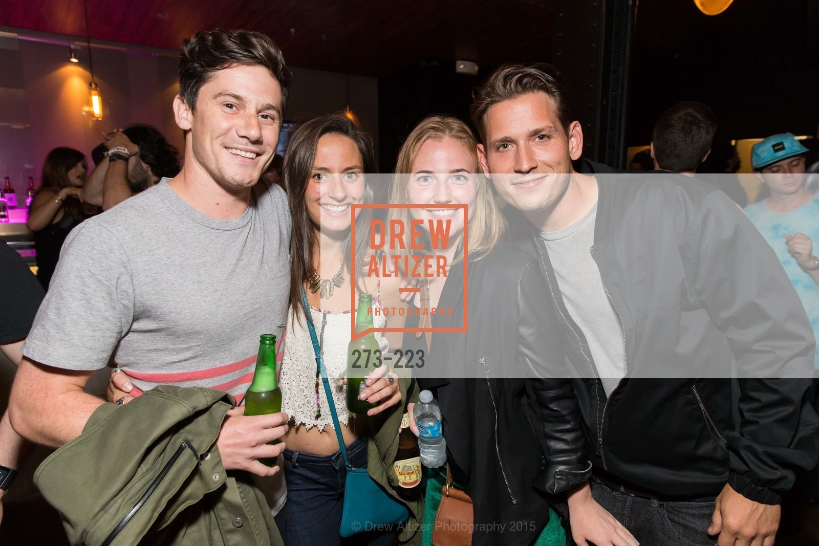 Andy Whalen, Maggie Dieringer, Rose Yount, Steve Sarro, PAX + Toro Y Moi San Francisco, 60 6th St, San Francisco, August 8th, 2015,Drew Altizer, Drew Altizer Photography, full-service event agency, private events, San Francisco photographer, photographer California