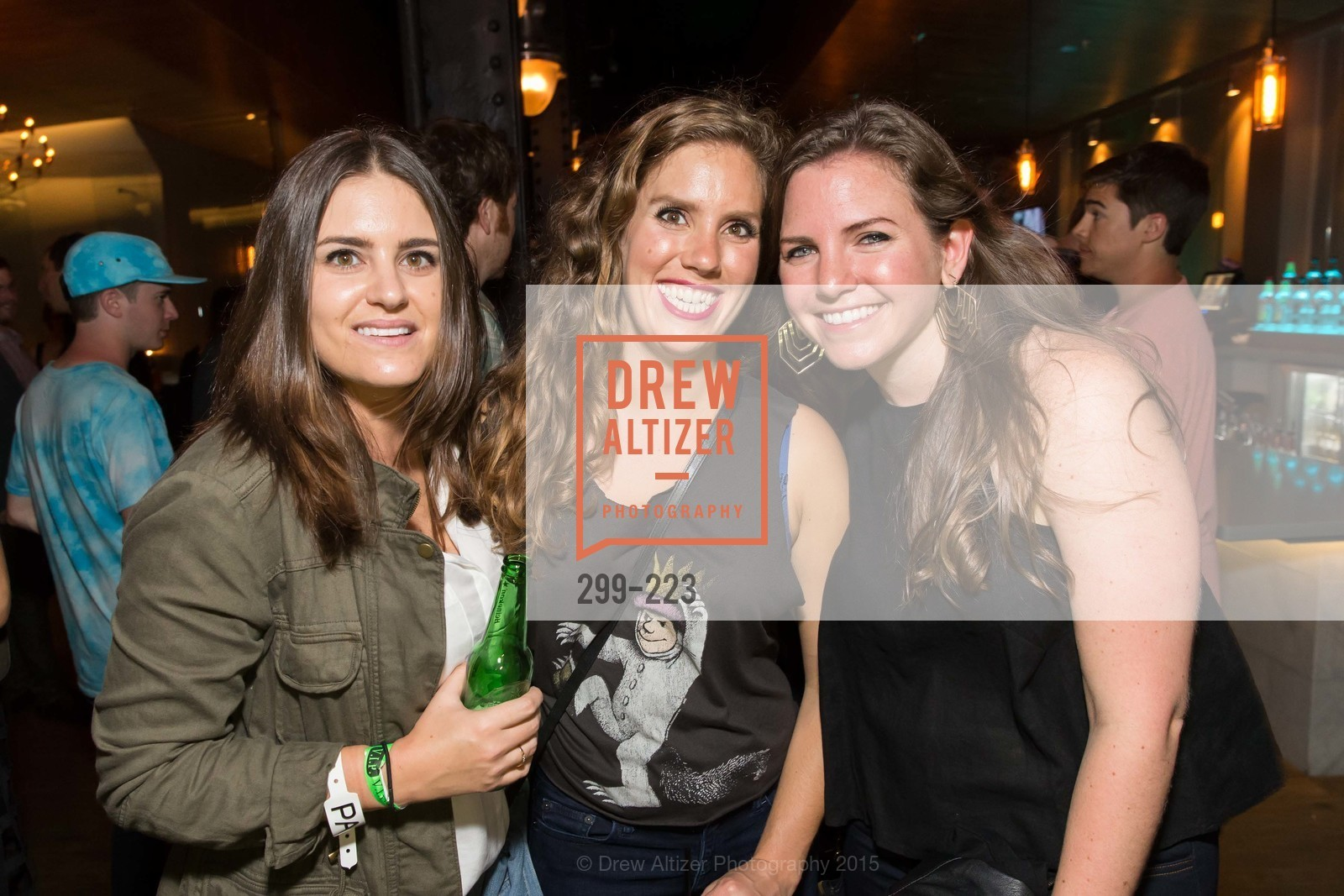 Chelsea Davenport, Mackenzie Nickels, Celia Butler, PAX + Toro Y Moi San Francisco, 60 6th St, San Francisco, August 8th, 2015,Drew Altizer, Drew Altizer Photography, full-service agency, private events, San Francisco photographer, photographer california