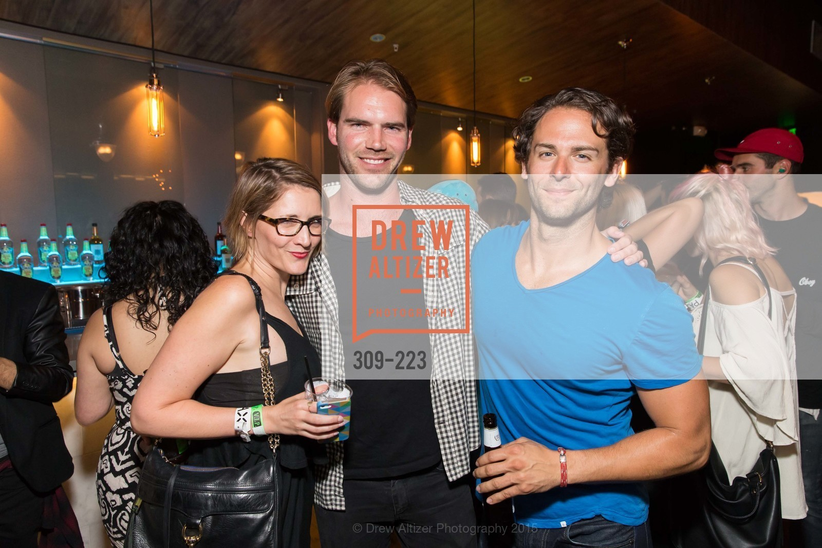 Sarah Richardson, Brian Lucey, Richard Mumby, PAX + Toro Y Moi San Francisco, 60 6th St, San Francisco, August 8th, 2015,Drew Altizer, Drew Altizer Photography, full-service event agency, private events, San Francisco photographer, photographer California