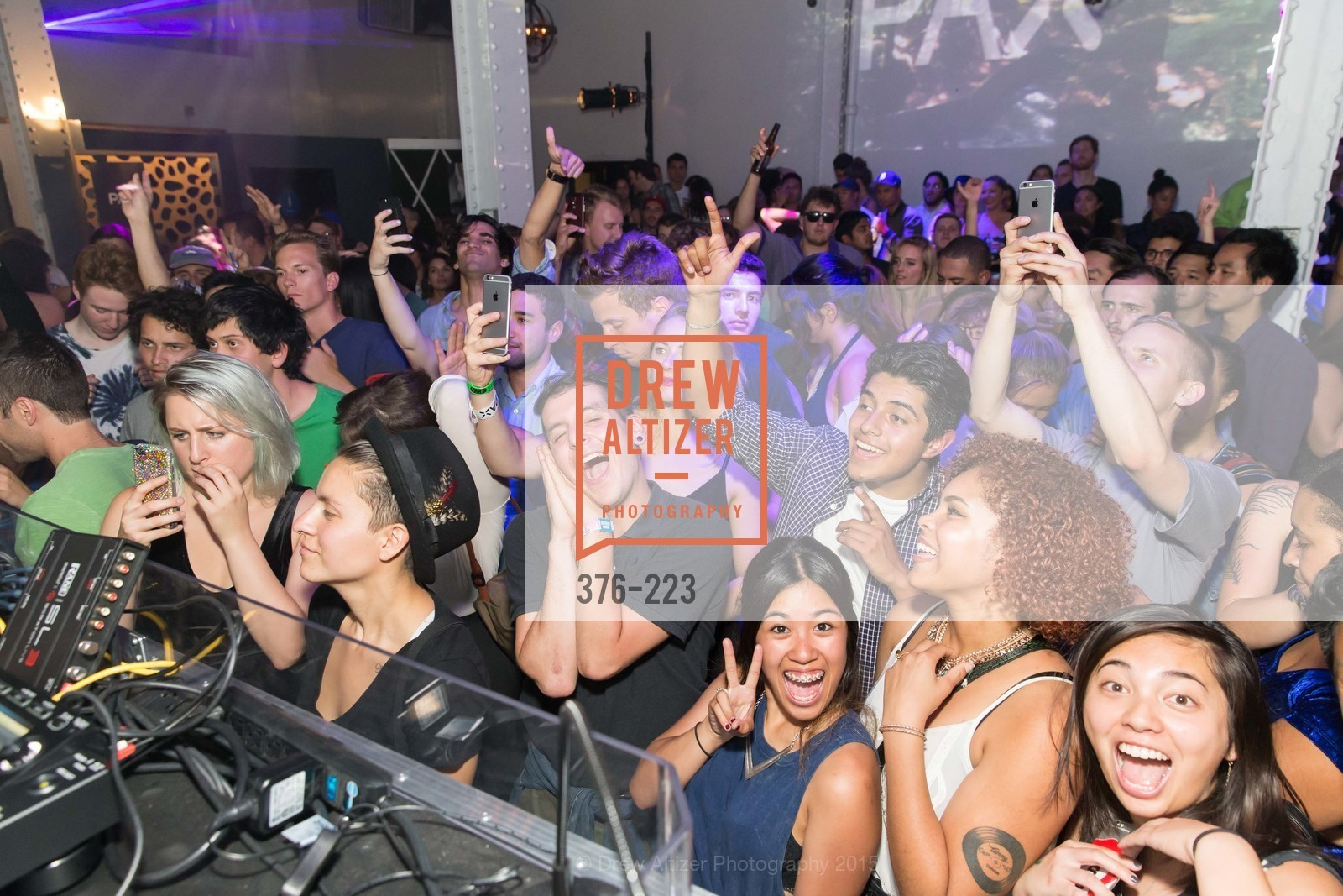 Atmosphere, PAX + Toro Y Moi San Francisco, 60 6th St, San Francisco, August 8th, 2015,Drew Altizer, Drew Altizer Photography, full-service event agency, private events, San Francisco photographer, photographer California