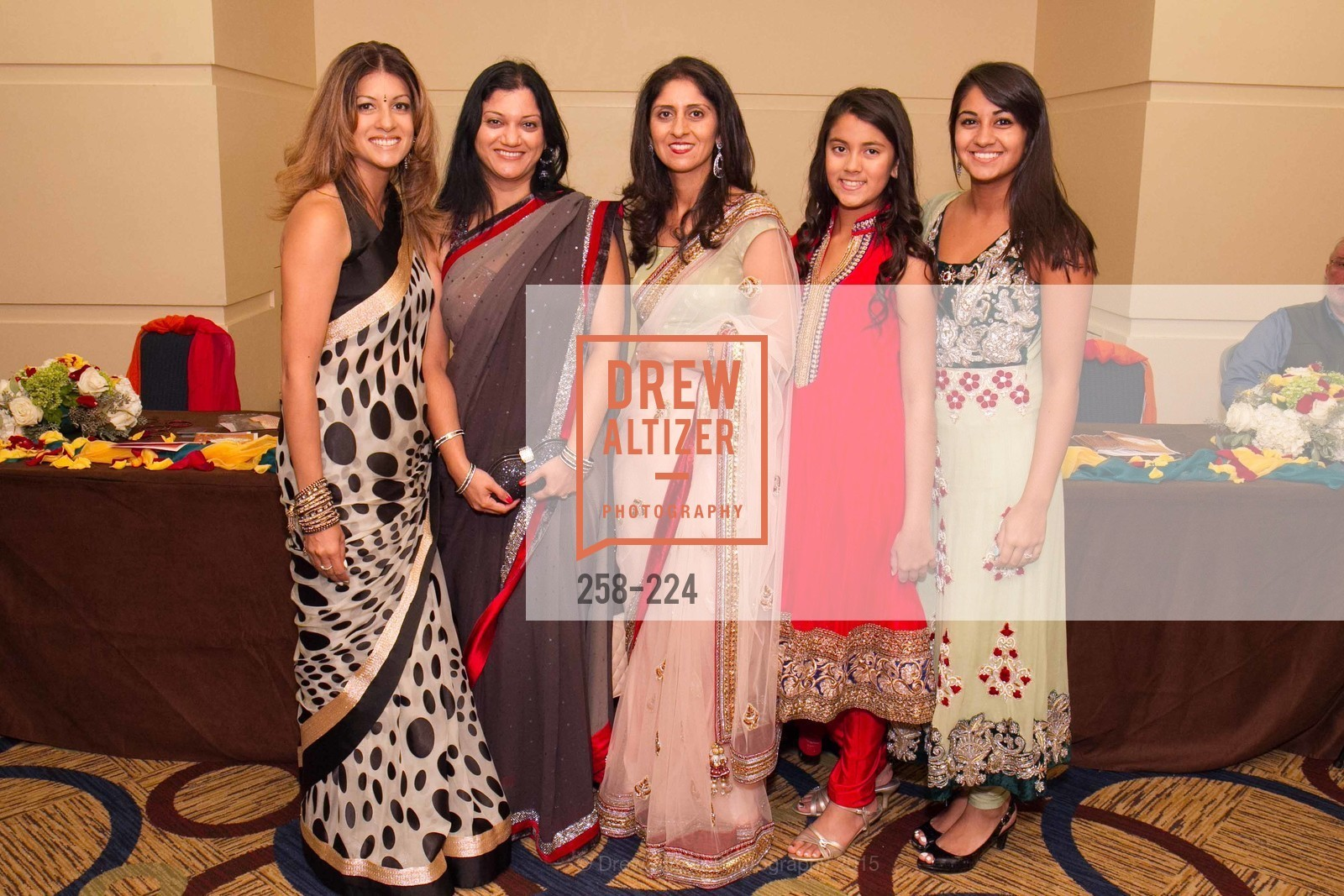 Napjah Nanda, Reena Gaba, Kira Nagpal, Saiyam Nagpal, Mahek Nagpal, Life Chiropractic College West Presents The Wave, Hyatt Regency San Francisco Airport. 1333 Old Bayshore Hwy, August 8th, 2015,Drew Altizer, Drew Altizer Photography, full-service agency, private events, San Francisco photographer, photographer california