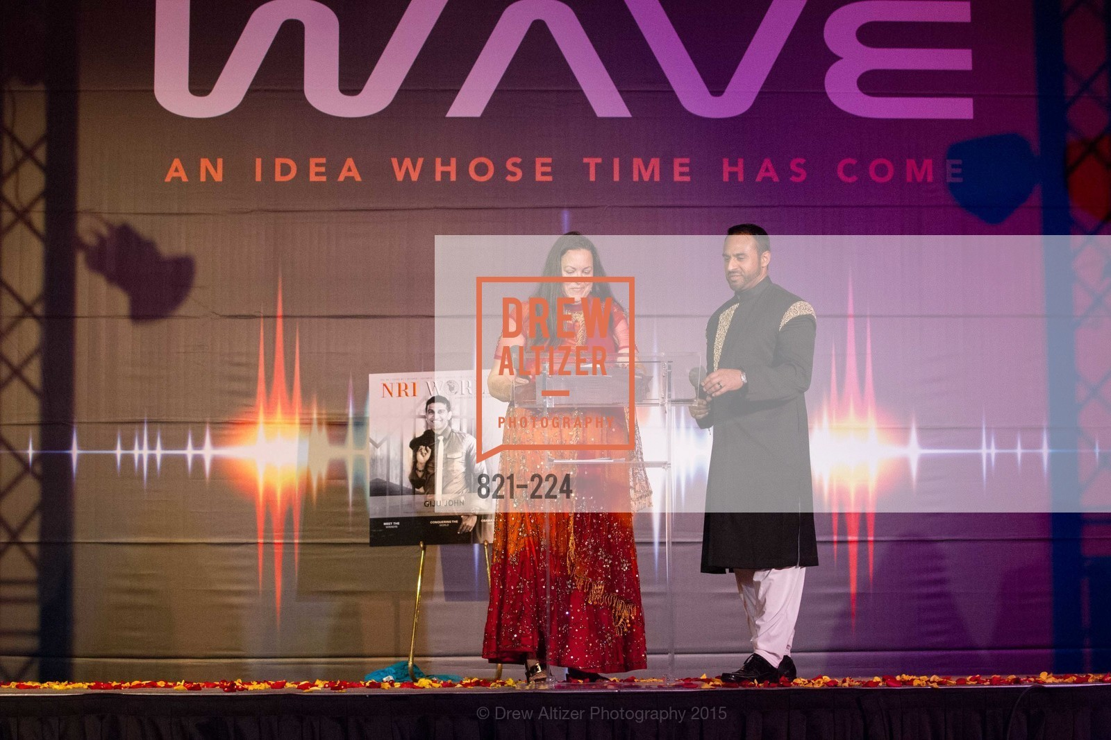Diana Rohini LaVigne, Anser Hassan, Life Chiropractic College West Presents The Wave, Hyatt Regency San Francisco Airport. 1333 Old Bayshore Hwy, August 8th, 2015,Drew Altizer, Drew Altizer Photography, full-service agency, private events, San Francisco photographer, photographer california