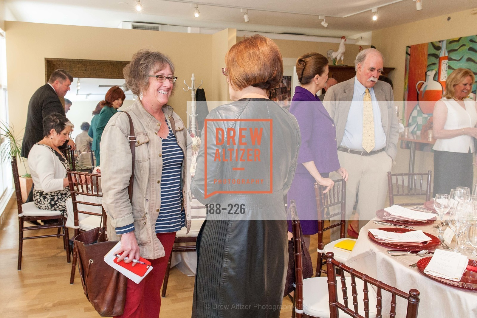 Catherine Bigelow, Moonlight and Music: Opera Ball Press Luncheon, McCalls Catering & Events. 2720 Seventeenth Street, August 11th, 2015,Drew Altizer, Drew Altizer Photography, full-service agency, private events, San Francisco photographer, photographer california