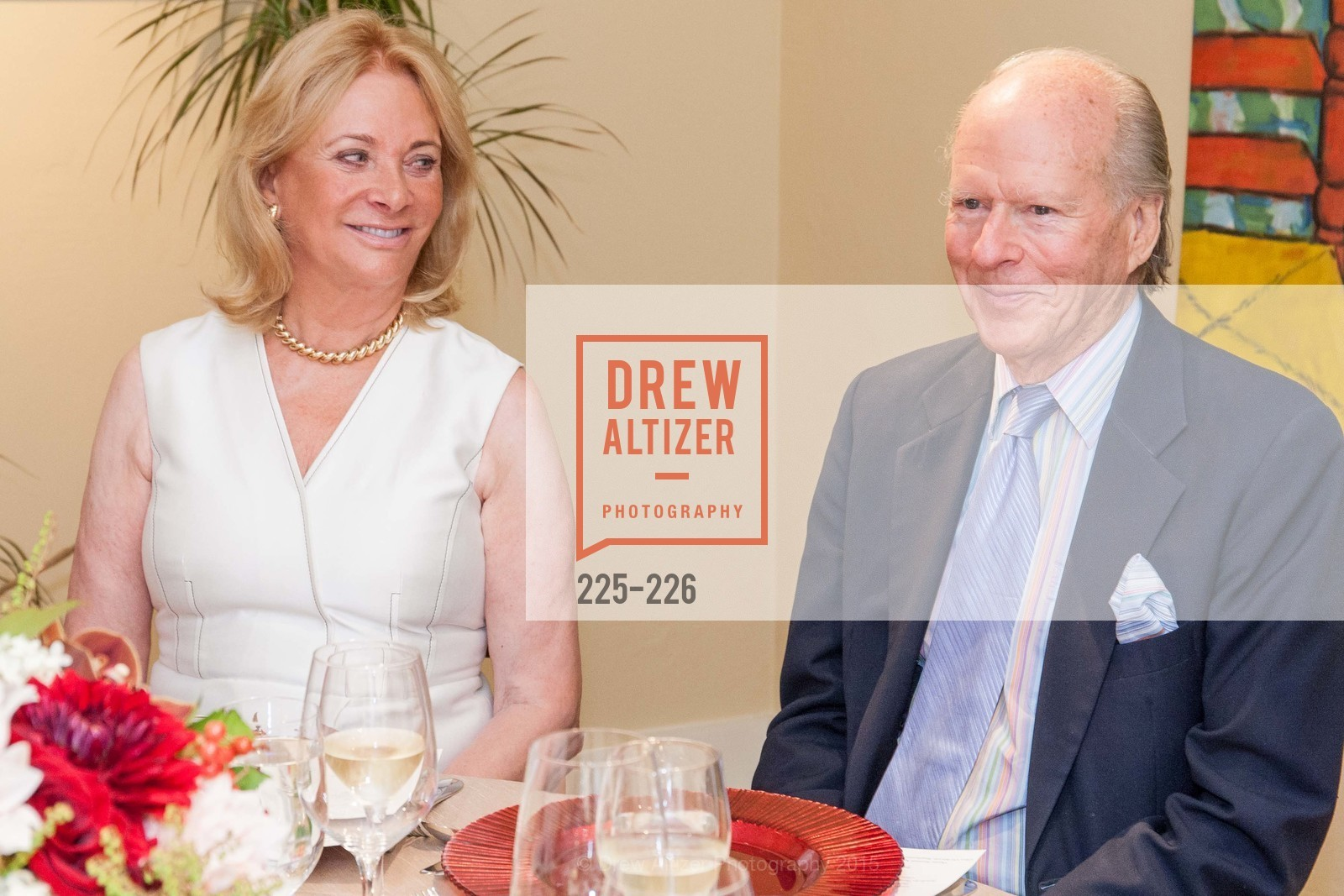 Sara Hills, Austin Hills, Moonlight and Music: Opera Ball Press Luncheon, McCalls Catering & Events. 2720 Seventeenth Street, August 11th, 2015,Drew Altizer, Drew Altizer Photography, full-service agency, private events, San Francisco photographer, photographer california