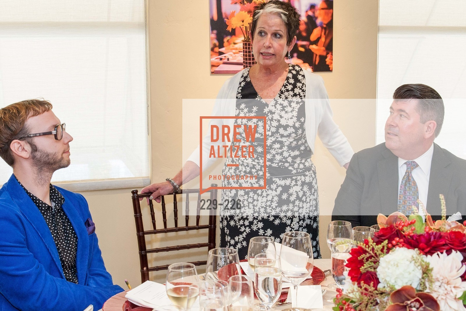 Tony Bravo, Karen Kubin, Alan Morrell, Moonlight and Music: Opera Ball Press Luncheon, McCalls Catering & Events. 2720 Seventeenth Street, August 11th, 2015,Drew Altizer, Drew Altizer Photography, full-service agency, private events, San Francisco photographer, photographer california
