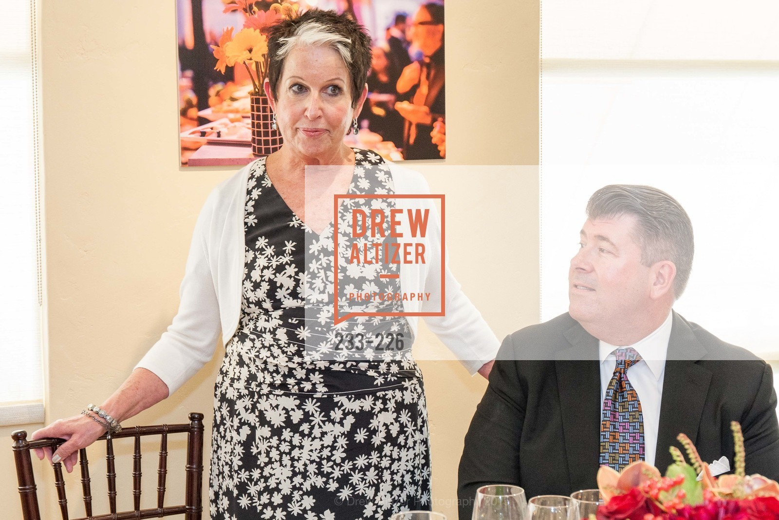 Karen Kubin, Alan Morrell, Moonlight and Music: Opera Ball Press Luncheon, McCalls Catering & Events. 2720 Seventeenth Street, August 11th, 2015,Drew Altizer, Drew Altizer Photography, full-service agency, private events, San Francisco photographer, photographer california