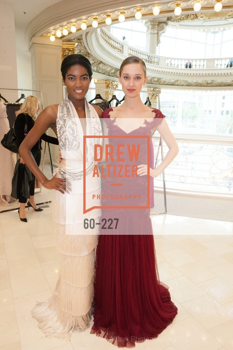 Models, Keren Craig Personal Appearance for Marchesa Fall Trunk Show, Neiman Marcus, May 7th, 2015,Drew Altizer, Drew Altizer Photography, full-service event agency, private events, San Francisco photographer, photographer California