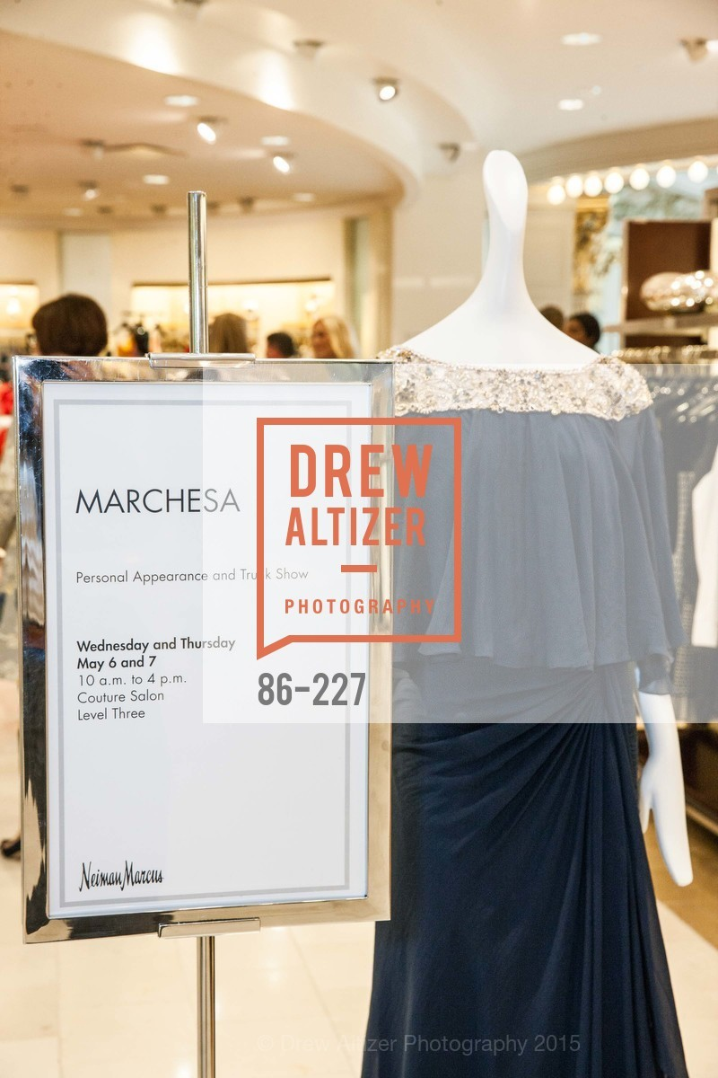 Atmosphere, Keren Craig Personal Appearance for Marchesa Fall Trunk Show, Neiman Marcus, May 7th, 2015,Drew Altizer, Drew Altizer Photography, full-service agency, private events, San Francisco photographer, photographer california