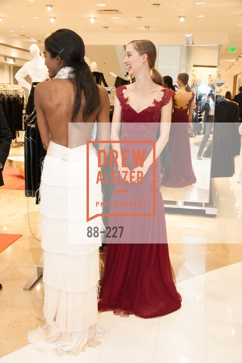 Models, Keren Craig Personal Appearance for Marchesa Fall Trunk Show, Neiman Marcus, May 7th, 2015,Drew Altizer, Drew Altizer Photography, full-service agency, private events, San Francisco photographer, photographer california