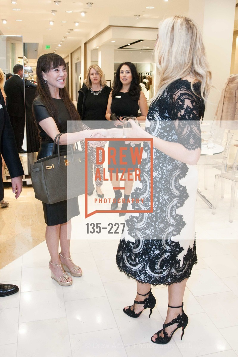 France Szeto, Keren Craig Personal Appearance for Marchesa Fall Trunk Show, Neiman Marcus, May 7th, 2015,Drew Altizer, Drew Altizer Photography, full-service agency, private events, San Francisco photographer, photographer california